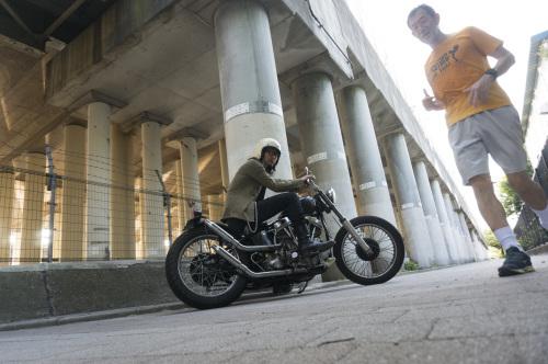 伊東 雄太 & Harley-Davidson 48FL(2019.08.04/TOKYO)_f0203027_15012591.jpg