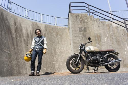 ジャック遠藤 & BMW R100RS(2019.05.13/KOBE)_f0203027_15114640.jpg