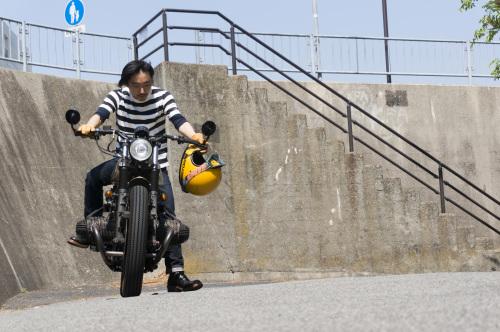 ジャック遠藤 & BMW R100RS(2019.05.13/KOBE)_f0203027_15123626.jpg