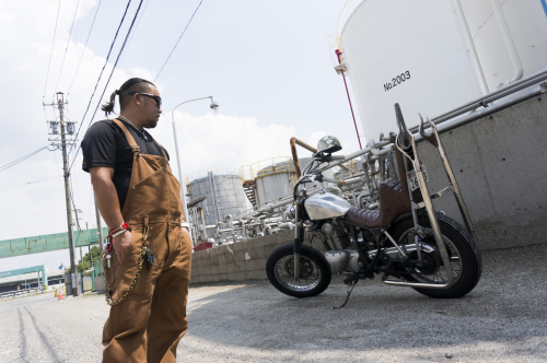 杉山 栄次 & kawasaki ESTRELLA(2019.08.17/NAGOYA)_f0203027_15241150.jpg