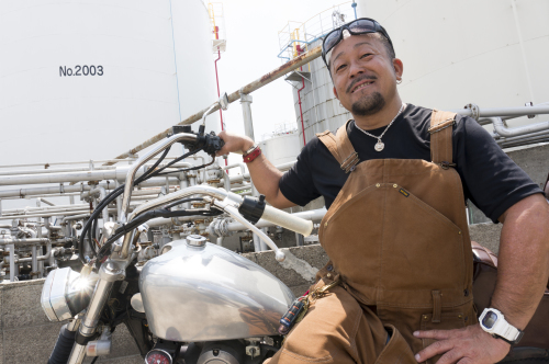 杉山 栄次 & kawasaki ESTRELLA(2019.08.17/NAGOYA)_f0203027_15241773.jpg
