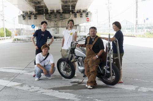 杉山 栄次 & kawasaki ESTRELLA(2019.08.17/NAGOYA)_f0203027_15254025.jpg