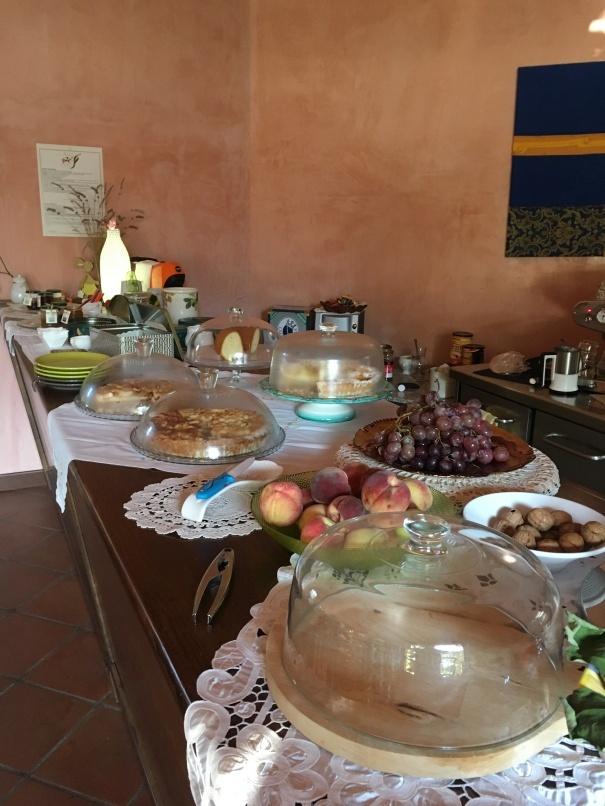 南イタリアユキキーナツアー8日目① カストロヴィッラリのホテル_d0041729_22232179.jpg