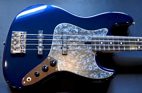 「Night Blue MetallicのStandard-J」1本目が完成です!_e0053731_16243743.jpg