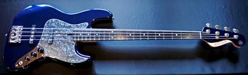 「Night Blue MetallicのStandard-J」1本目が完成です!_e0053731_16244285.jpg