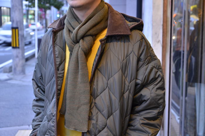 """Mountain Equipment\""<<Quilted Over Coat>>Style~TKB~_c0167336_19443158.jpg"