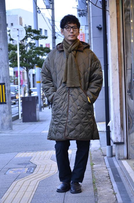 """Mountain Equipment\""<<Quilted Over Coat>>Style~TKB~_c0167336_19443369.jpg"