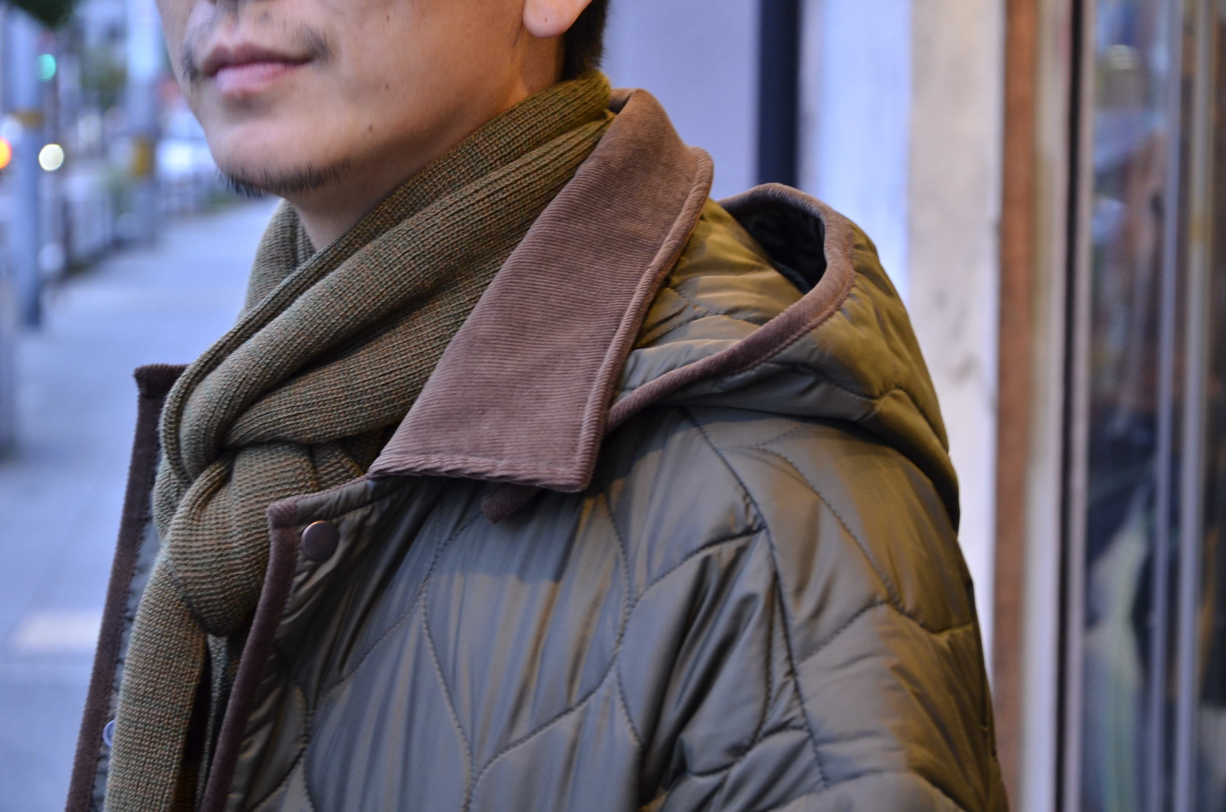 """Mountain Equipment\""<<Quilted Over Coat>>Style~TKB~_c0167336_19452497.jpg"