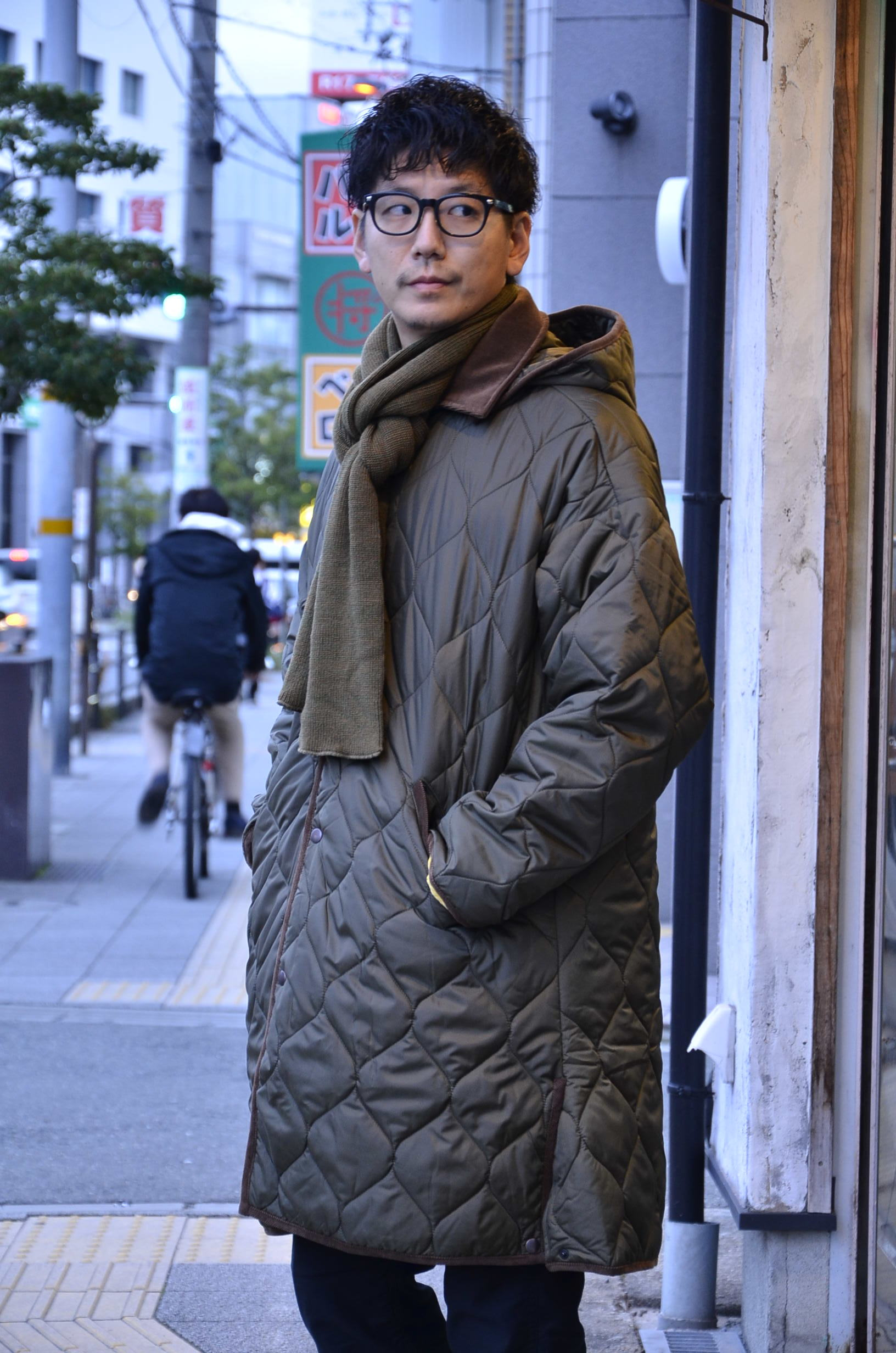 """Mountain Equipment\""<<Quilted Over Coat>>Style~TKB~_c0167336_19452520.jpg"