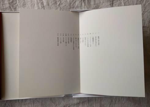 多和田葉子さんの詩集「まだ未来」_a0265743_20324521.jpg