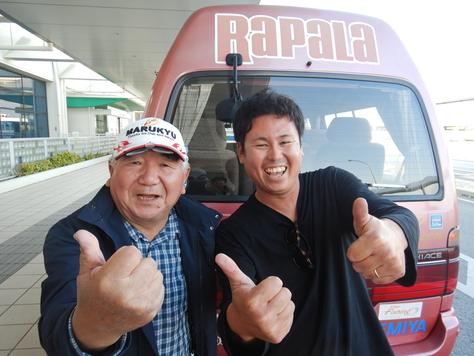 沖縄遠征記1、25日出船できず観光_f0175450_7502094.jpg