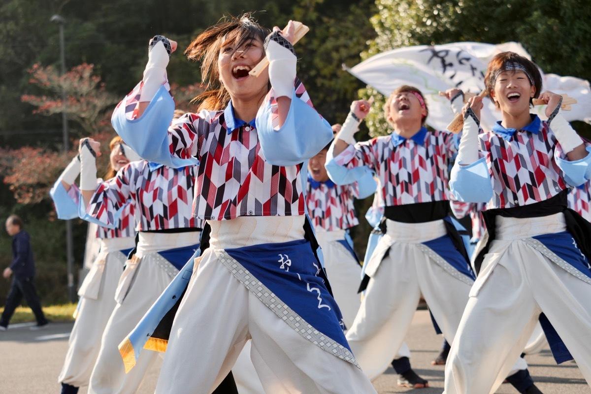 2018日原らっせによさこい祭りその4(よさこいやっさん!!その1)_a0009554_22443747.jpg