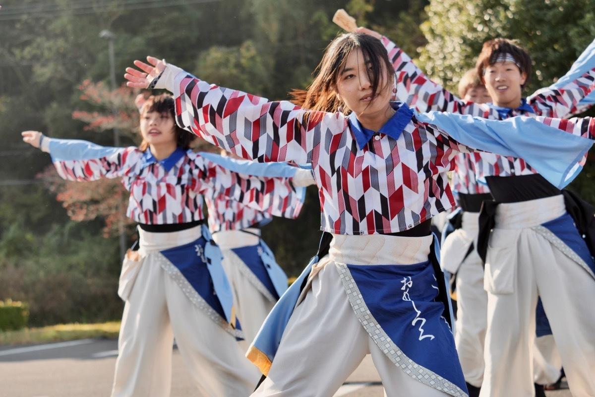2018日原らっせによさこい祭りその4(よさこいやっさん!!その1)_a0009554_22444562.jpg
