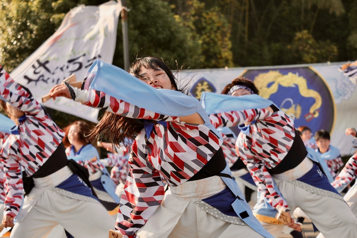 2018日原らっせによさこい祭りその4(よさこいやっさん!!その1)_a0009554_22445061.jpg