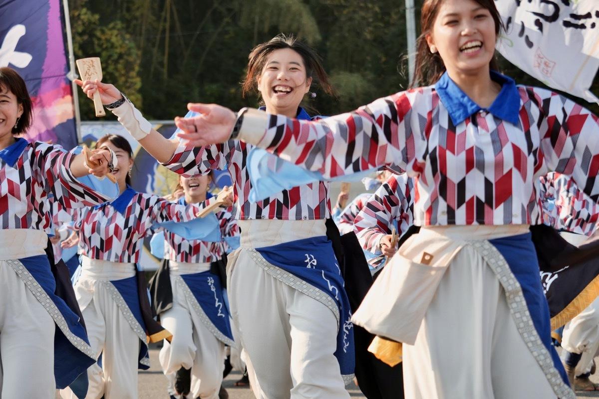 2018日原らっせによさこい祭りその4(よさこいやっさん!!その1)_a0009554_22451663.jpg