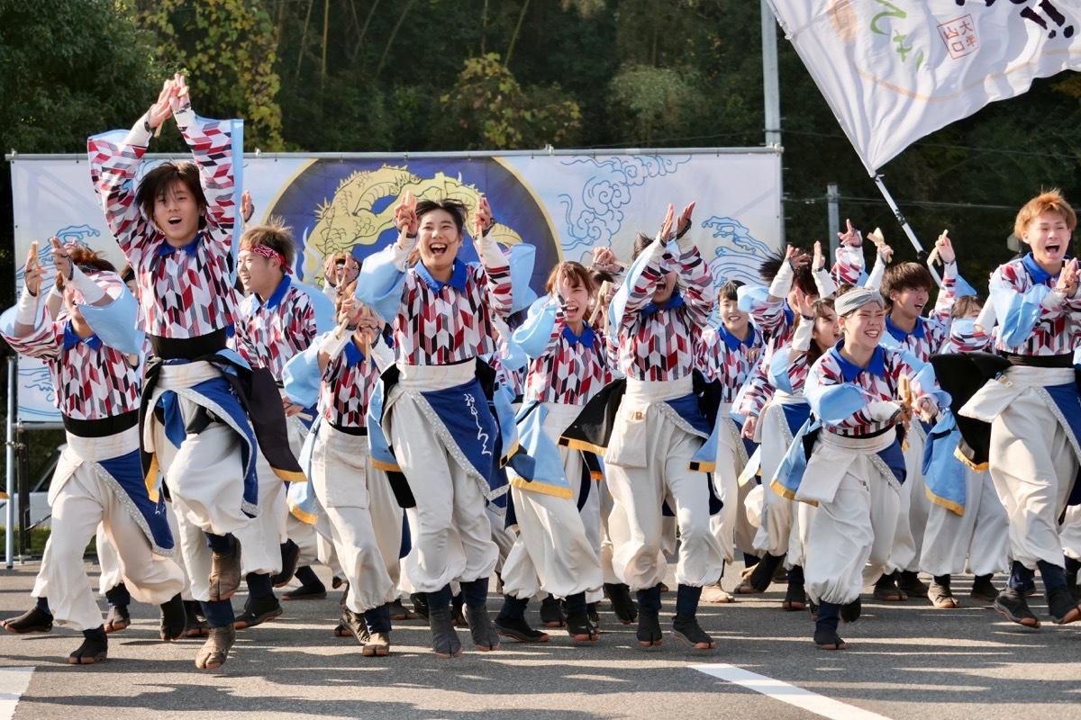 2018日原らっせによさこい祭りその4(よさこいやっさん!!その1)_a0009554_22454397.jpg