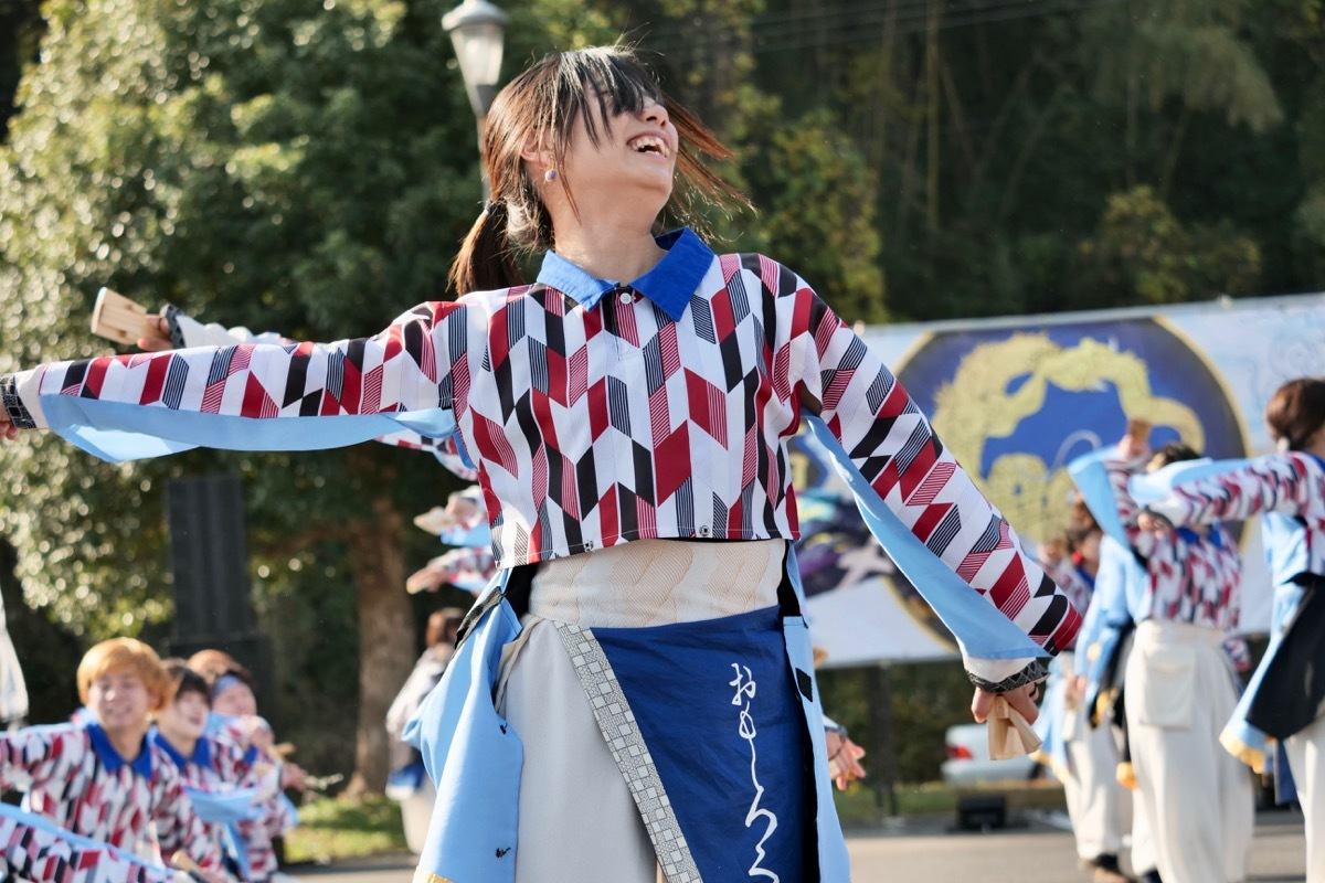 2018日原らっせによさこい祭りその4(よさこいやっさん!!その1)_a0009554_22455497.jpg