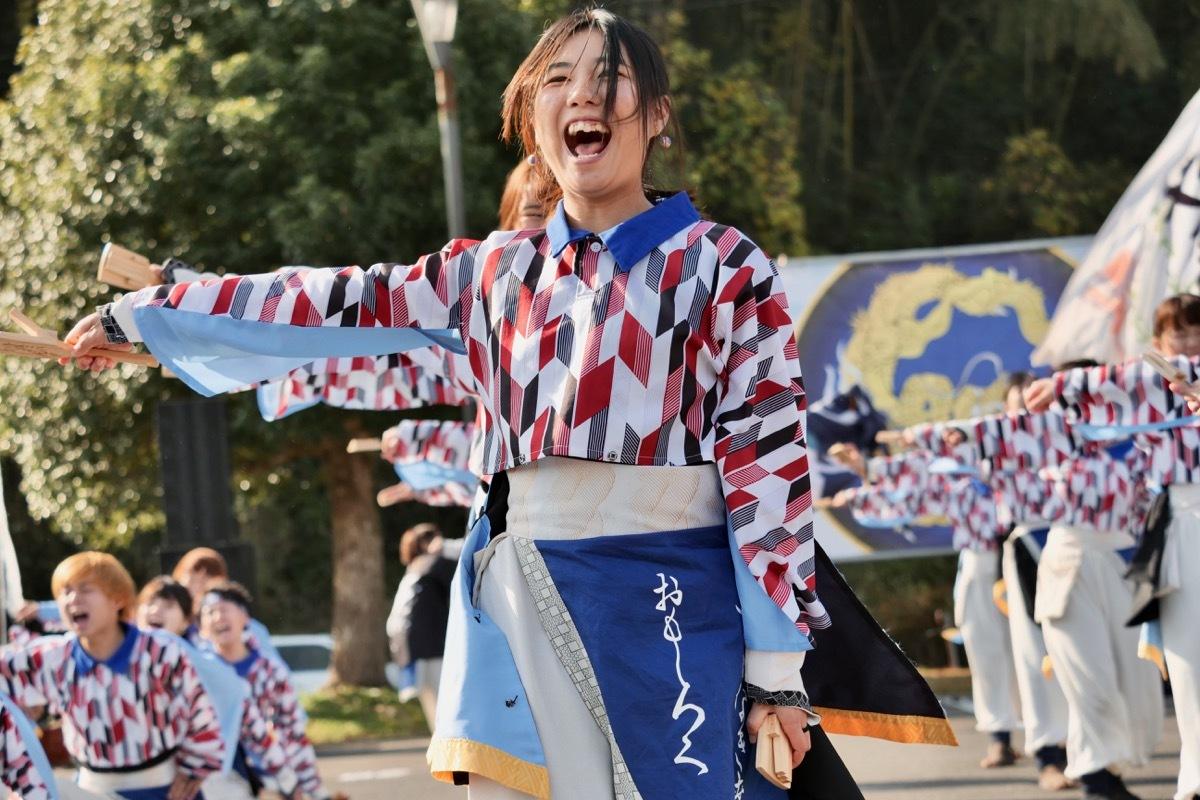 2018日原らっせによさこい祭りその4(よさこいやっさん!!その1)_a0009554_22455960.jpg