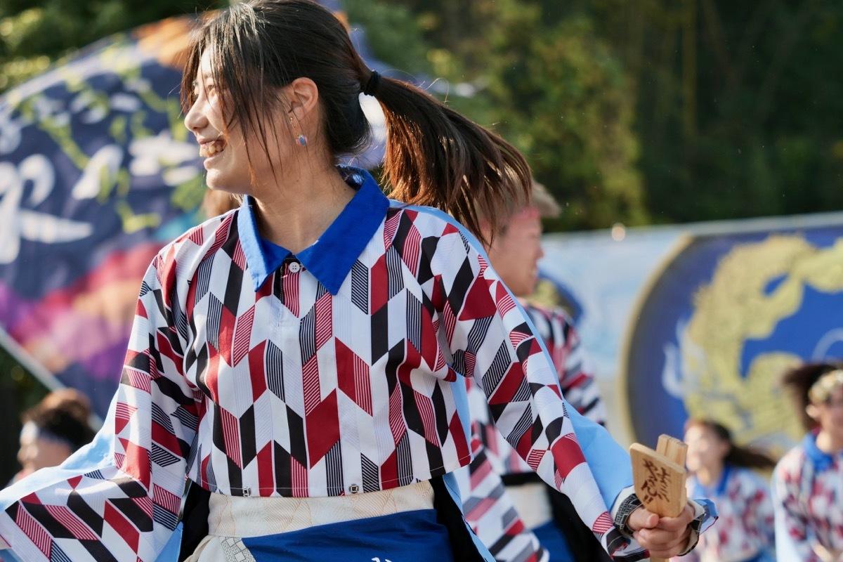 2018日原らっせによさこい祭りその4(よさこいやっさん!!その1)_a0009554_22465631.jpg