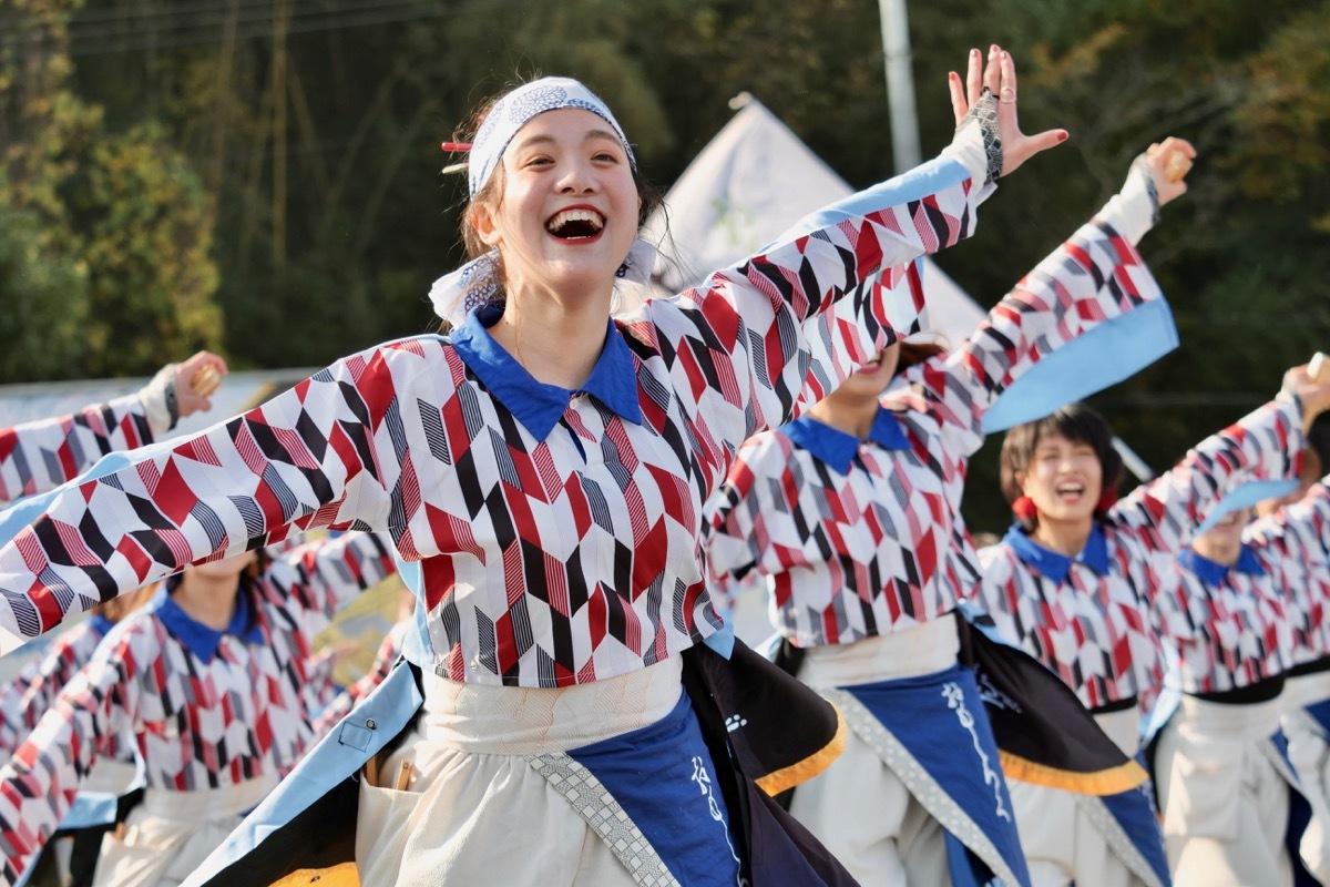 2018日原らっせによさこい祭りその4(よさこいやっさん!!その1)_a0009554_22480242.jpg