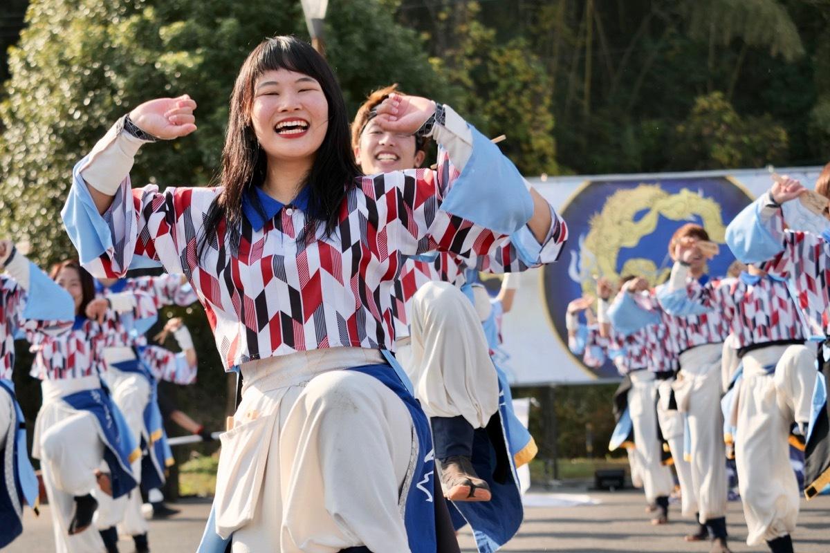 2018日原らっせによさこい祭りその4(よさこいやっさん!!その1)_a0009554_22510890.jpg