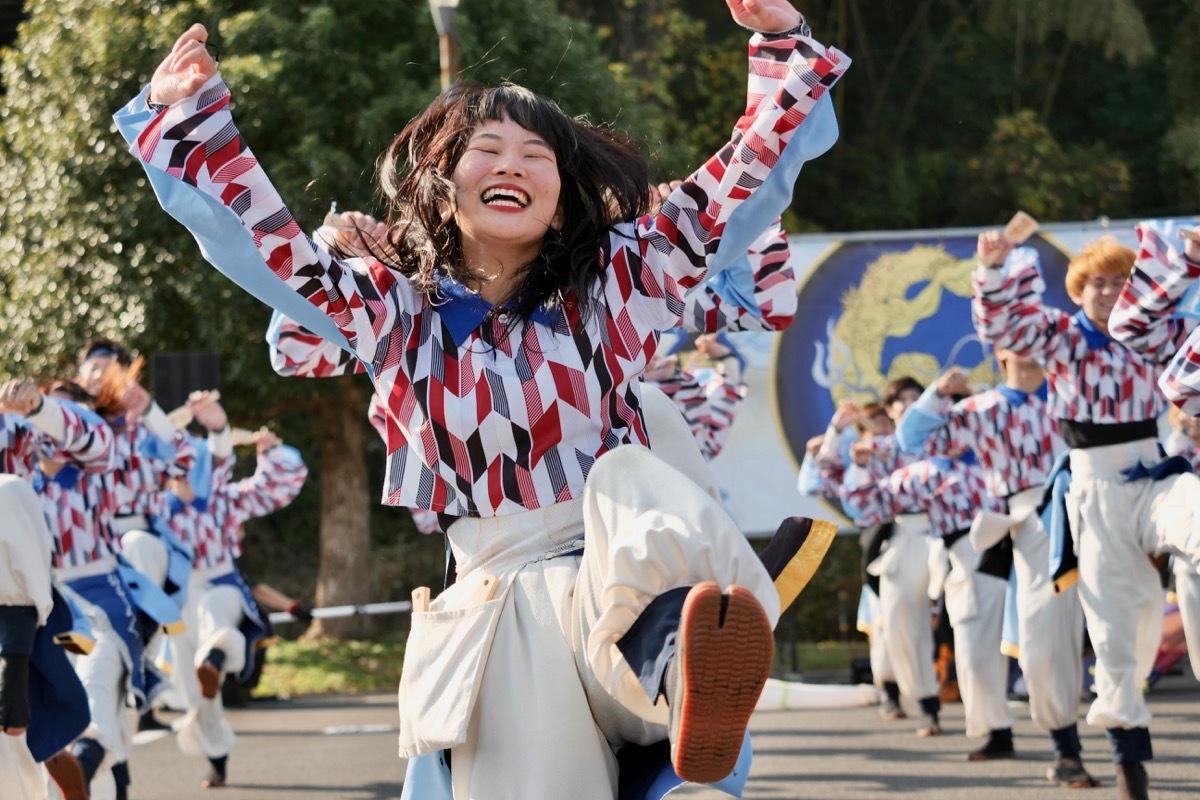 2018日原らっせによさこい祭りその4(よさこいやっさん!!その1)_a0009554_22511017.jpg
