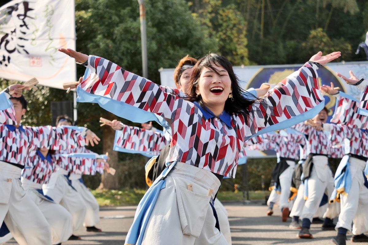 2018日原らっせによさこい祭りその4(よさこいやっさん!!その1)_a0009554_22512076.jpg