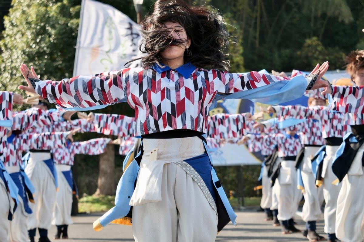 2018日原らっせによさこい祭りその4(よさこいやっさん!!その1)_a0009554_22512510.jpg