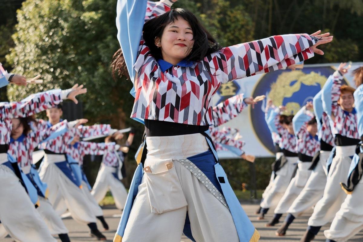 2018日原らっせによさこい祭りその4(よさこいやっさん!!その1)_a0009554_22513310.jpg