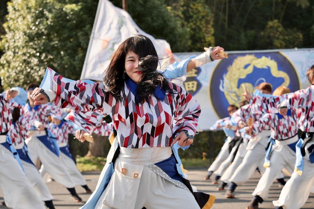 2018日原らっせによさこい祭りその4(よさこいやっさん!!その1)_a0009554_22513812.jpg