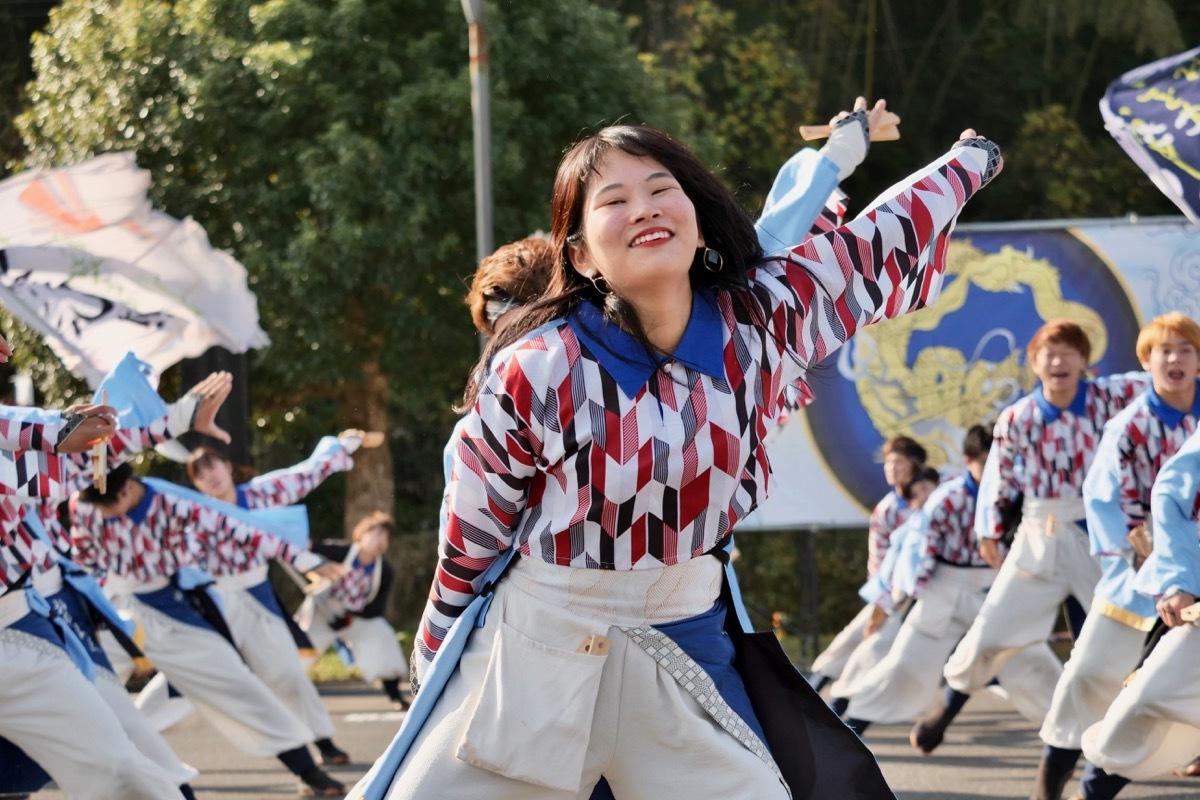 2018日原らっせによさこい祭りその4(よさこいやっさん!!その1)_a0009554_22515083.jpg