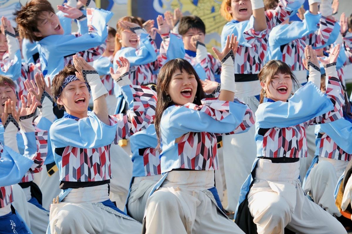 2018日原らっせによさこい祭りその4(よさこいやっさん!!その1)_a0009554_22524138.jpg