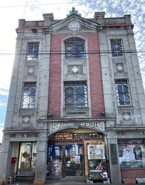FUKUSHIMA @会津若松 蔵のある街並みと歴史を刻んだ洋風建築_a0165160_21235150.jpg