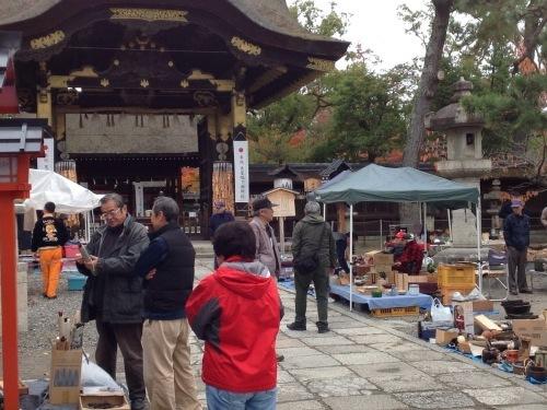 晩秋 豊国神社 おもしろ市_b0153663_15104147.jpeg