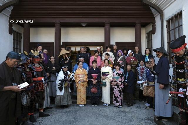 時代劇が似合う町~近江八幡にて_b0055171_11585517.jpg