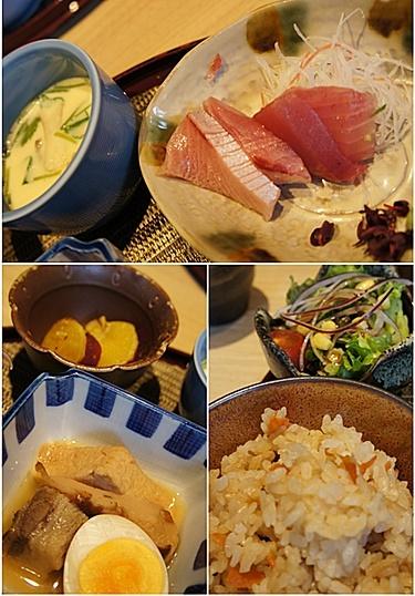 璃泉で和食ランチ   @大阪市中津_e0177271_07273316.jpg