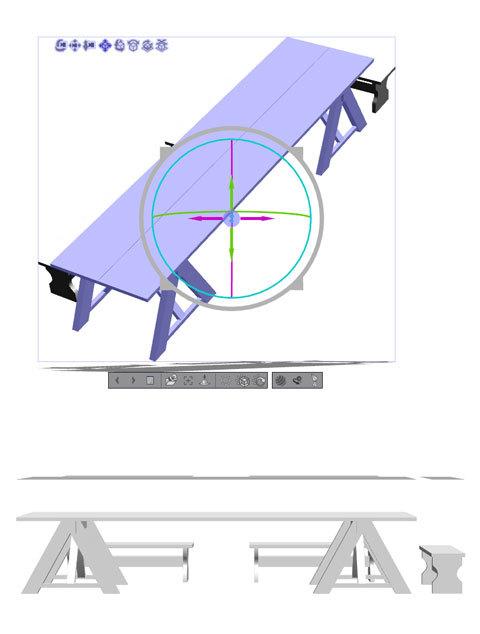 テーブルの3Dモデル_a0342172_22334888.jpg