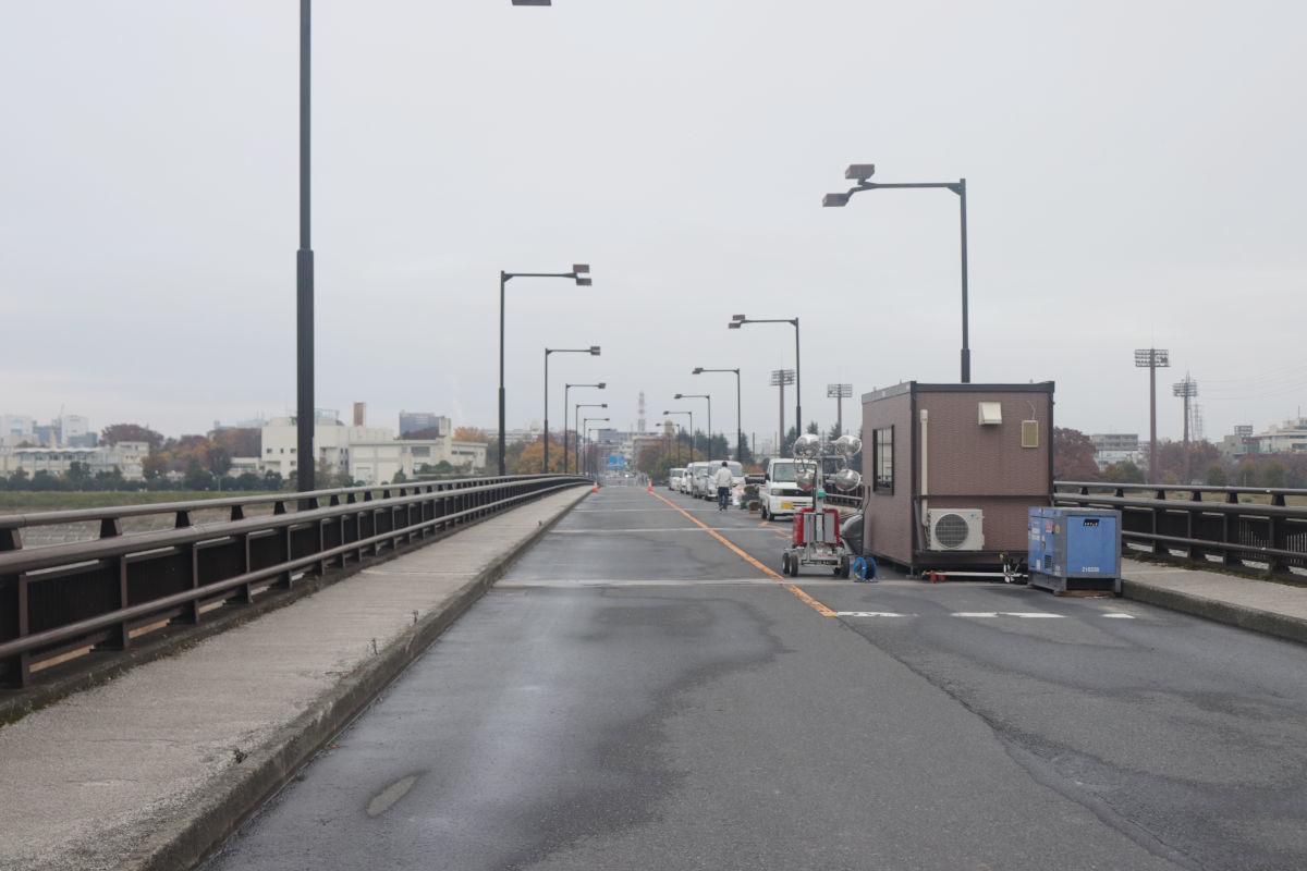 日野 橋 復旧