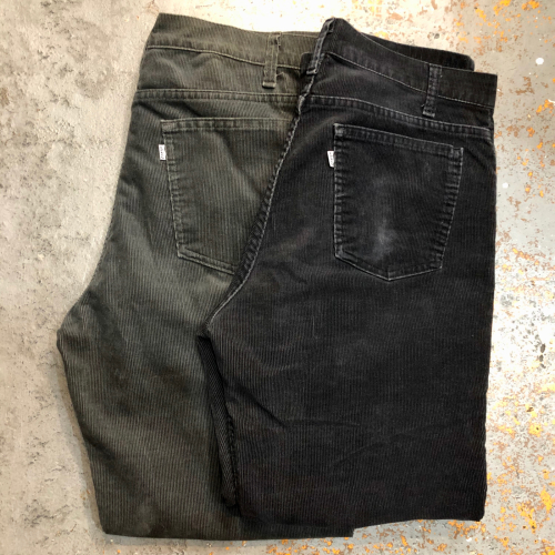 ◇ 70s Coach Jacket & Levi's 519 Corduroy Pants ◇_c0059778_23460315.jpg