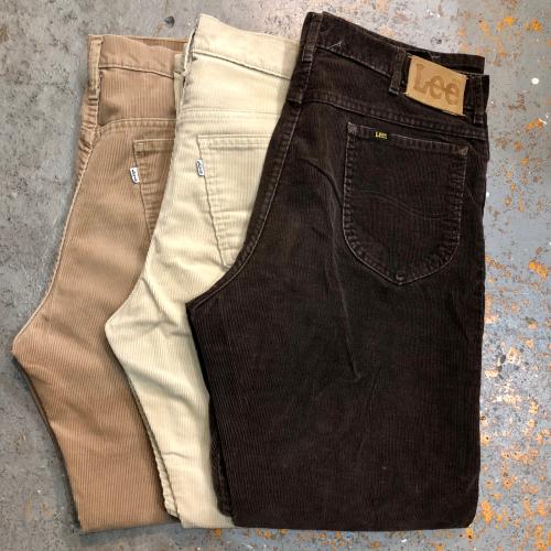 ◇ 70s Coach Jacket & Levi's 519 Corduroy Pants ◇_c0059778_23460591.jpg