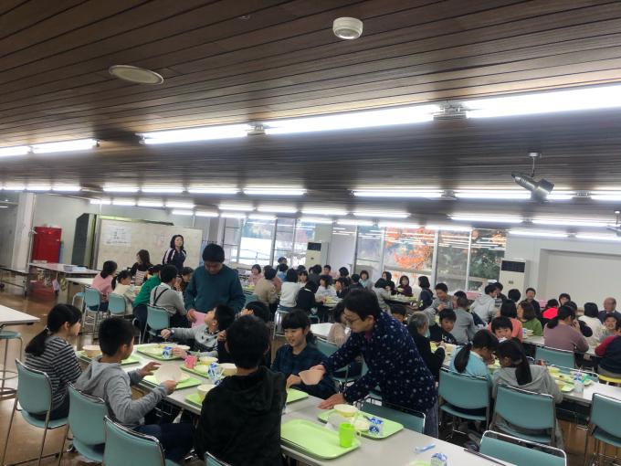 牧小学校「感謝給食会」_d0182179_22065988.jpg