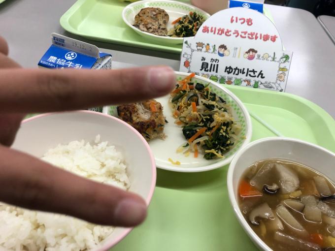 牧小学校「感謝給食会」_d0182179_22070508.jpg