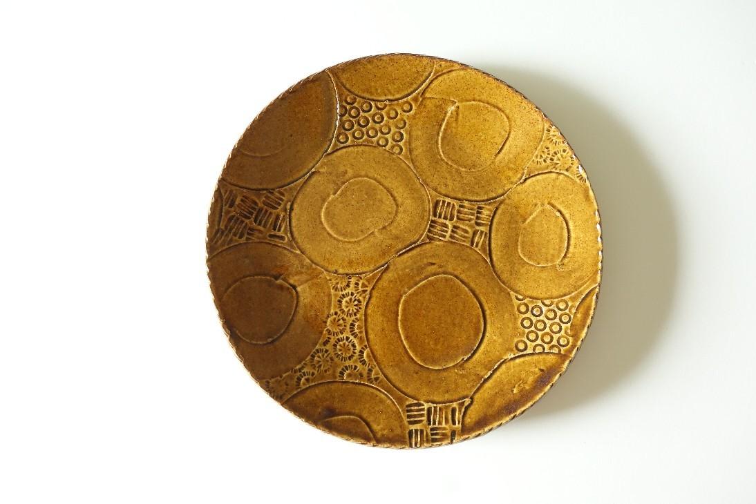 信楽焼のカレー皿🍛..._b0398686_20302904.jpg