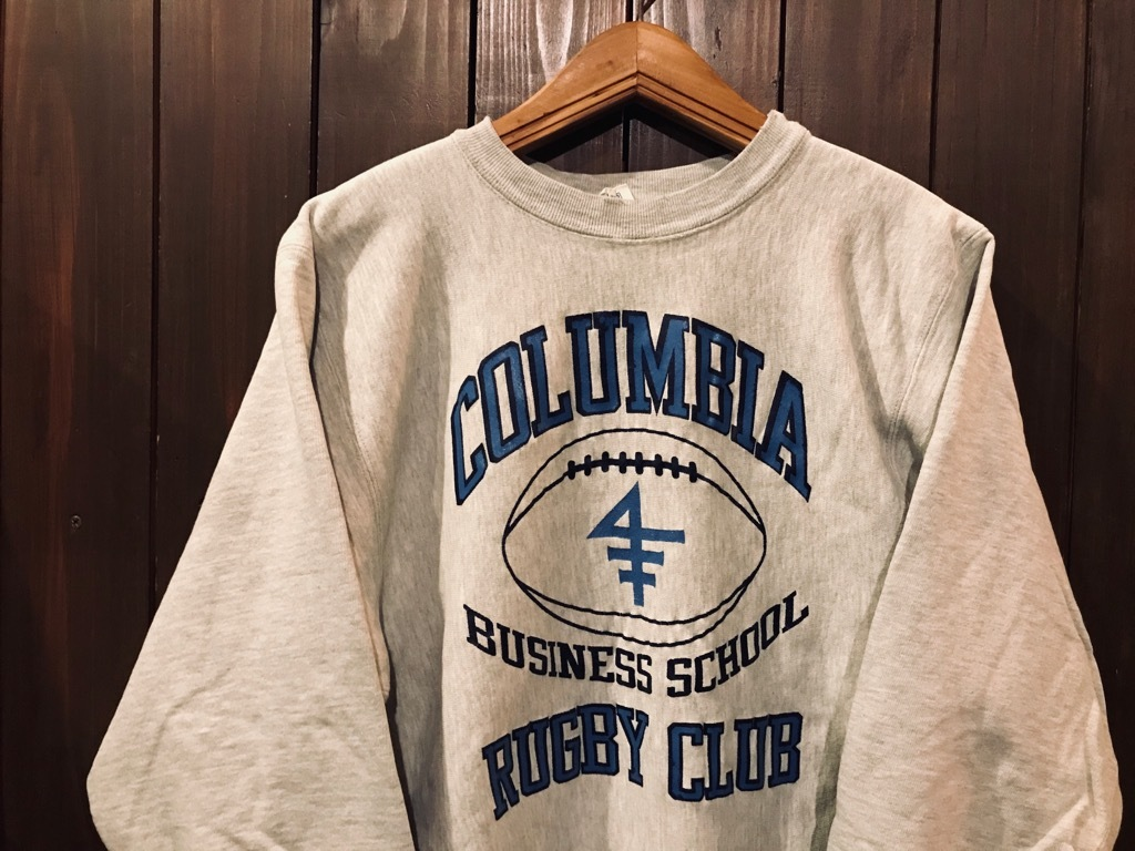 マグネッツ神戸店 11/30(土)Superior入荷! #3 Champion R.W.Sweat Made in U.S.A.!!!_c0078587_15050232.jpg