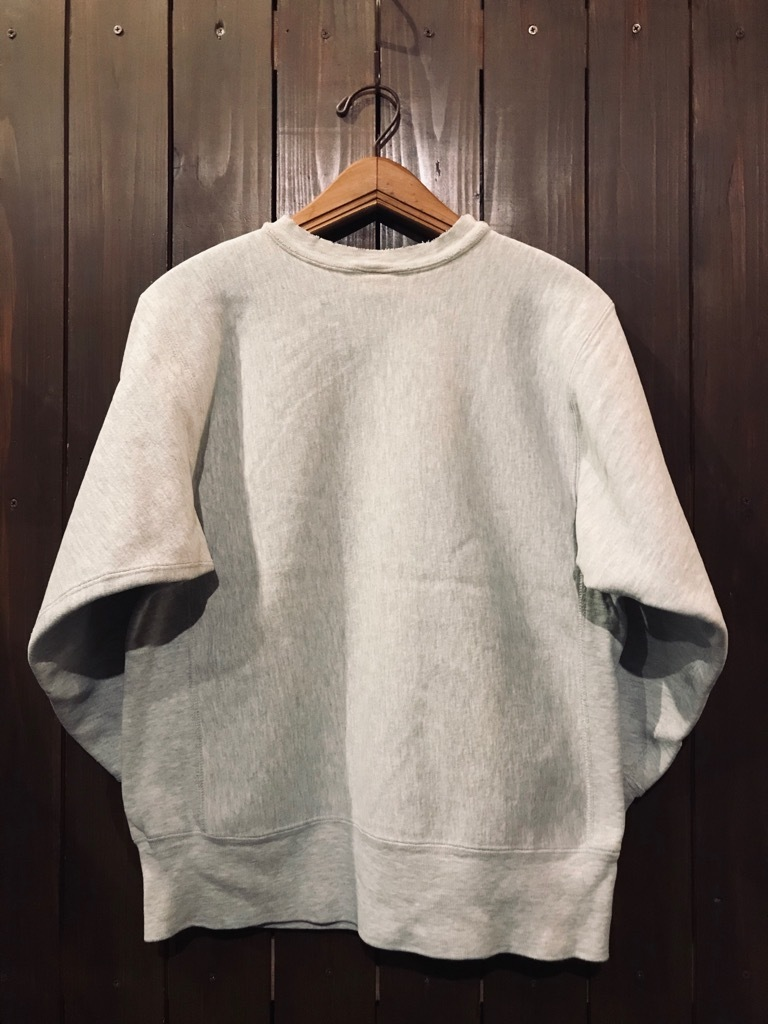 マグネッツ神戸店 11/30(土)Superior入荷! #3 Champion R.W.Sweat Made in U.S.A.!!!_c0078587_15074374.jpg