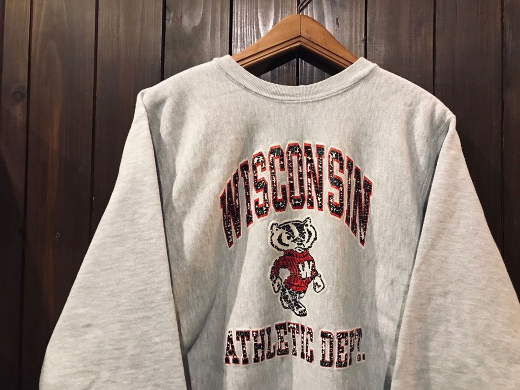 マグネッツ神戸店 11/30(土)Superior入荷! #3 Champion R.W.Sweat Made in U.S.A.!!!_c0078587_15082049.jpg