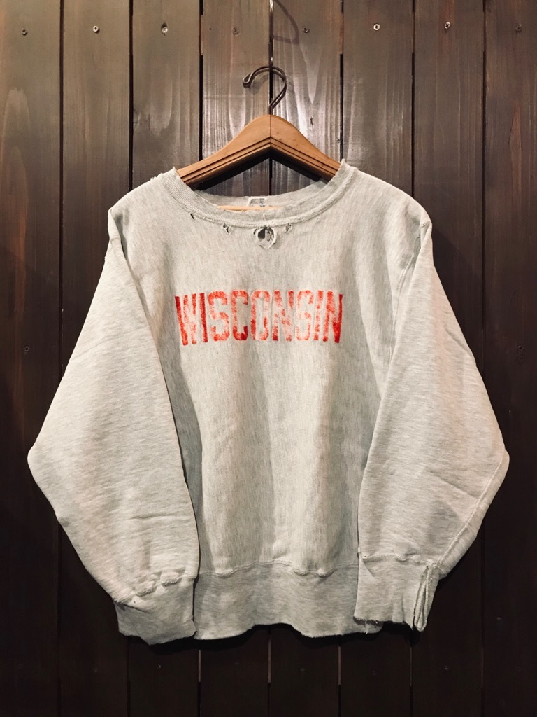 マグネッツ神戸店 11/30(土)Superior入荷! #3 Champion R.W.Sweat Made in U.S.A.!!!_c0078587_15124846.jpg