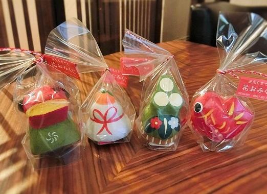 2019 クリスマス限定ワッフル・お正月飾り登場_c0335087_11533804.jpg
