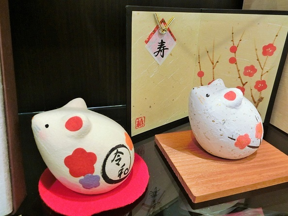 2019 クリスマス限定ワッフル・お正月飾り登場_c0335087_11534373.jpg