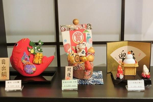2019 クリスマス限定ワッフル・お正月飾り登場_c0335087_11541437.jpg